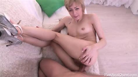 Skinny Blonde Fucked Hard