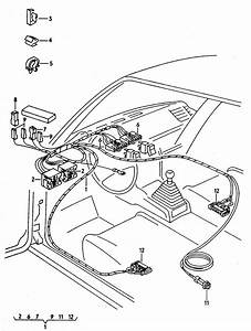 Audi A6 Seat Wiring