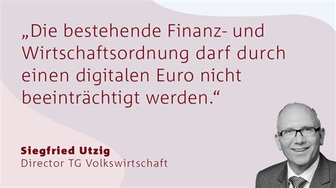 Der landkreis altötting macht´s vor und ganz deutschland macht´s nach. Der digitale Euro - Chancen und Herausforderungen für Banken - Bankenverband