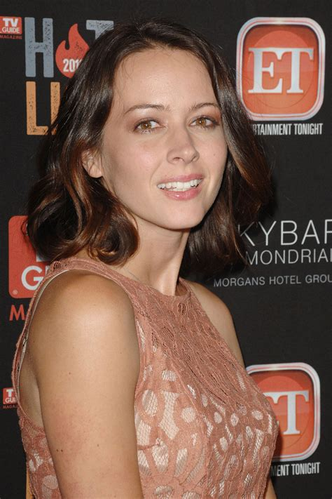 AMY ACKER at 2012 TV Guide Magazine Hotlist Party in Hollywood - HawtCelebs