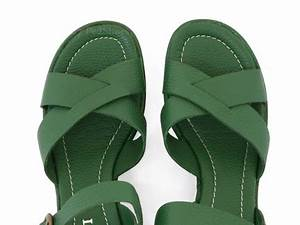 Cordani Candy In Leaf Green Ped Shoes Order Online Or