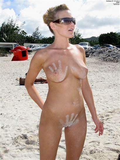 Naked Beach Ladies Caribbean Teen Luscious Random