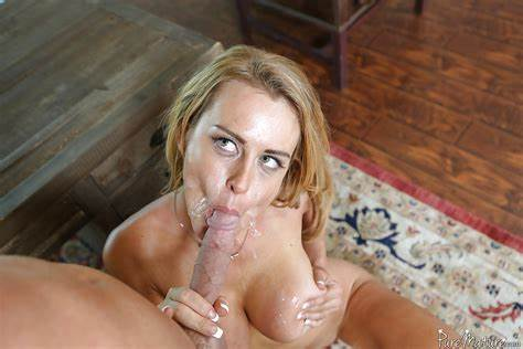 Blowjobs Cumshots Large Dicks Blondes Wild Blond Mothers Corinna Blake Used Chesty Mouthful To