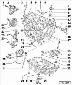 Volkswagen Workshop Manuals  U0026gt  Golf Mk4  U0026gt  Power Unit  U0026gt  6