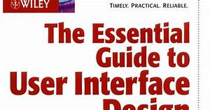 Electronics Blog  The Essential Guide To User Interface