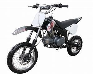New Dirt Bike 125cc Single Cylinder  4
