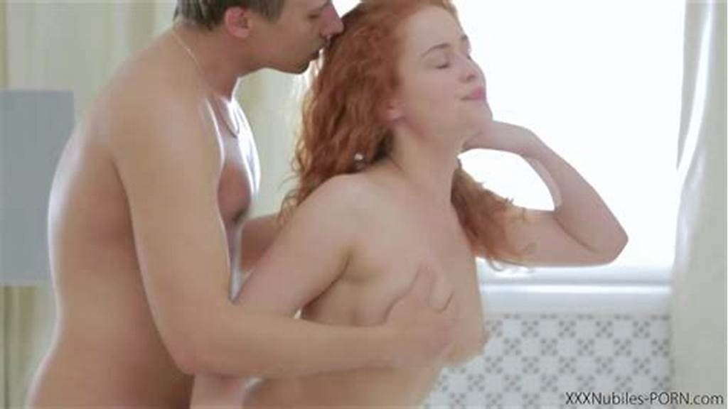 #Hot #Redhead #Entice #For #Some #Oral #Sex #Action #And #Swallowing