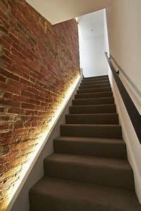 Wandeinbauleuchten Für Treppen : die 30 besten bilder von kellertreppe treppe ~ Watch28wear.com Haus und Dekorationen