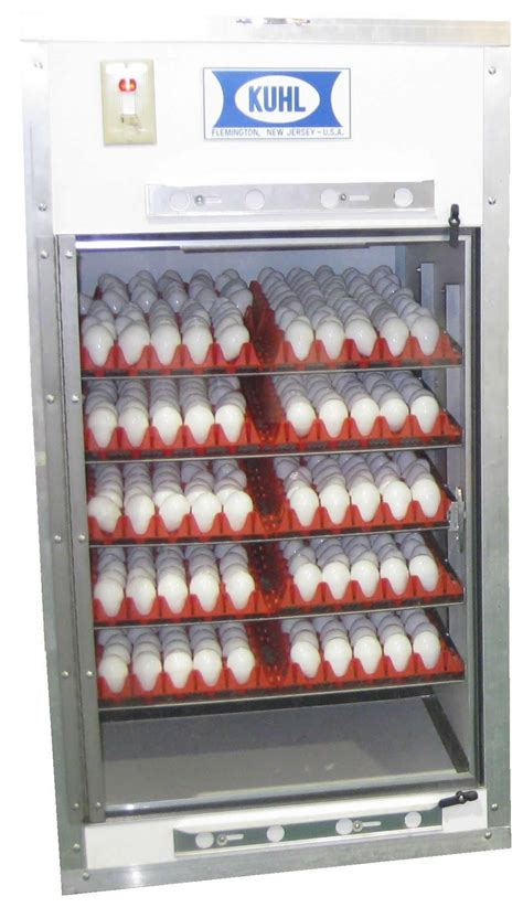 Kuhl - 960 Egg Incubator - BSS-960-110 | BackYard Chickens ...