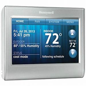 9 Best Touch Screen Thermostats Of 2017