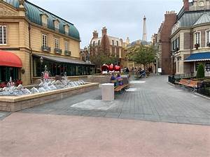 Photos  Trees Removed Along The Iconic France Pavilion