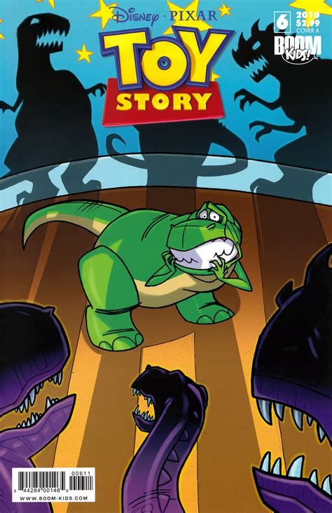 Read online Toy Story (2009) comic - Issue #6