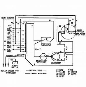 Kenmore Model 2539751451 Air Heat Pump Outside