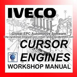 Auto Moto Repair Manuals  Iveco Cursor Engines Workshop