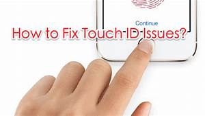 Iphone Touch Id Not Working After Ios 10 3 Update