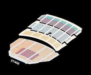 Hamilton Seating Chart Pittsburgh Official Ticket Source Benedum