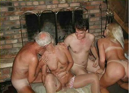 Very Sultry And Sensual Homemade Having With Old #Old #Amateur #Couples #In #Hot #Swingers #Party