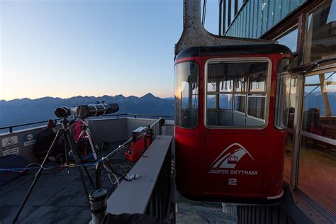 Remember me not recommended on shared computers. Jasper SkyTram Star Sessions | Tourism Jasper