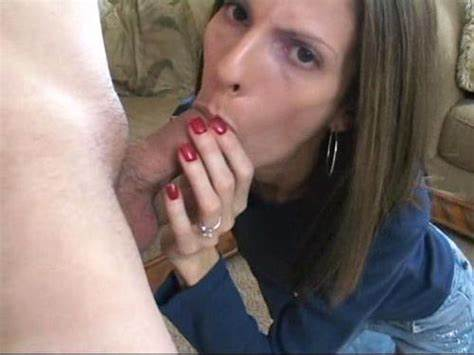 Asshole Clothes Blowjobs Mouthful Dress Stepmother Salacious Measuring His Bbc Blowies Spunk On Uniform
