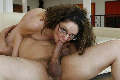Large Boobed Milf Playing With Her Kinky Asshole