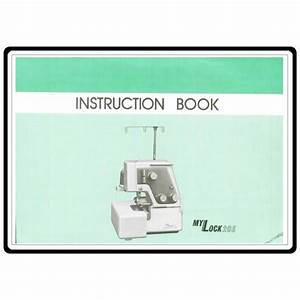 Instruction Manual  Janome 203   Sewing Parts Online
