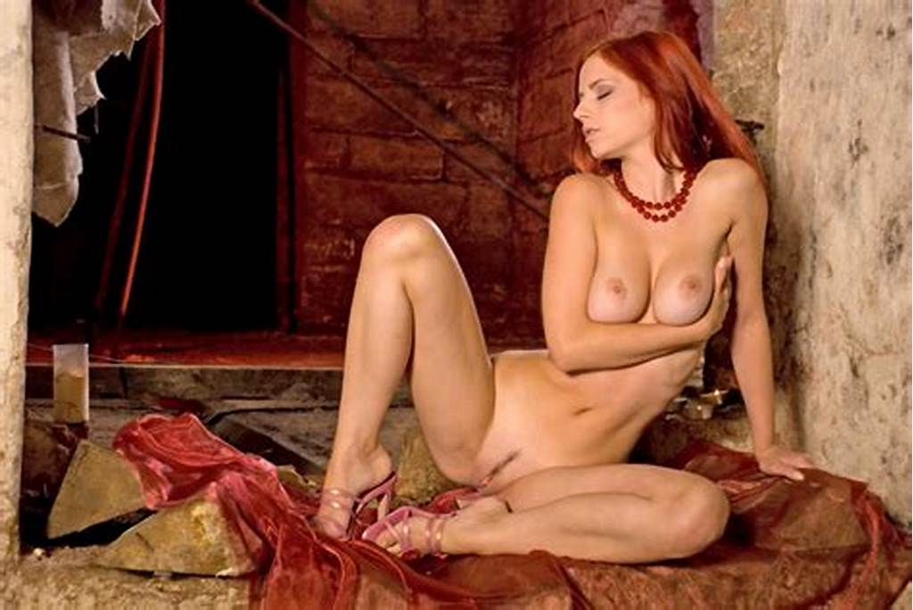 #Download #Photo #2560X1714 #Ariel, #Red #Hair, #Nude, #Naked