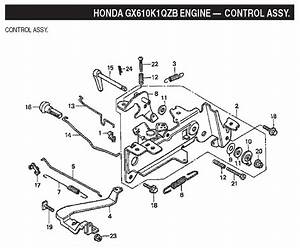 29 Honda Gx160 Governor Spring Diagram