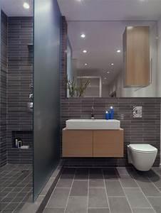 Bathroom eye catching modern contemporary bathroom for Modern bathrooms