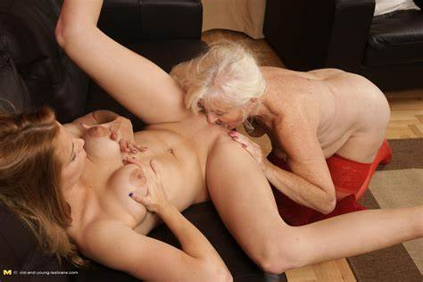Young And Mature Lesbians