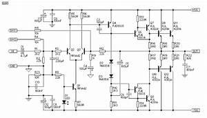 Super Bass Booster Circuit Diagram