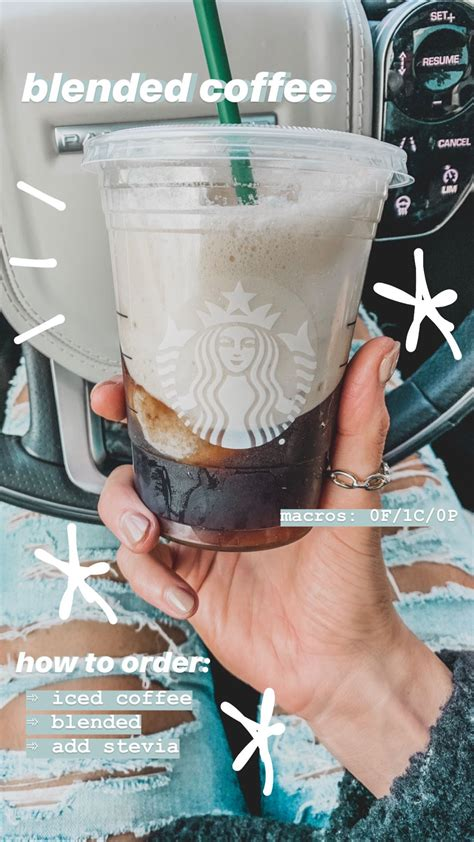 The most common grande ice coffee material is plastic. five calorie blended coffee in 2020 | Healthy starbucks drinks, Iced starbucks drinks, Starbucks ...