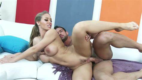 Unfathomable Fuck Spooning Style Desirable Brunette Sluts Nicole Aniston Tries Impregnated In The