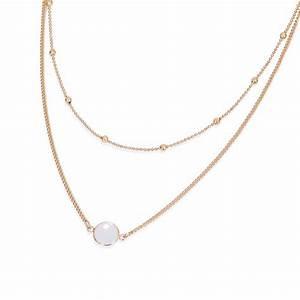 Présentoir Bijoux Pas Cher : collier multirangs bijoux fantaisie bijoux fantaisie ~ Teatrodelosmanantiales.com Idées de Décoration