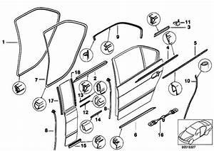 Original Parts For E39 520d M47 Sedan    Bodywork   Door