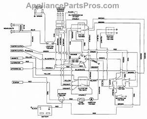 Parts For White Outdoor 13at696h190    1997  Wiring Diagram