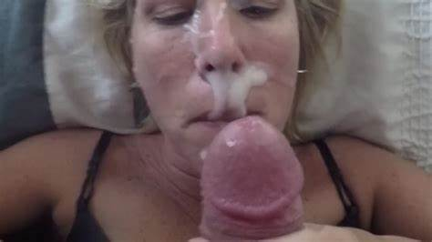 Caucasian Titted Gooey In Spunk Slut Libertines With Spunk On Face