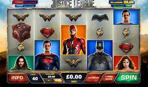 Save, Yourself, From, Boredom, With, These, Superhero, Slots