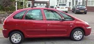 Citroen Xsara Picasso 1 6 Hdi Diesel Desire Mpv In Maroon