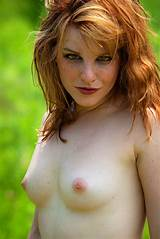 Short freckled redheads nude