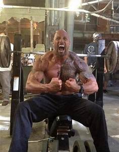 Dwayne Johnson  The Rock On Steroids Attacks Real