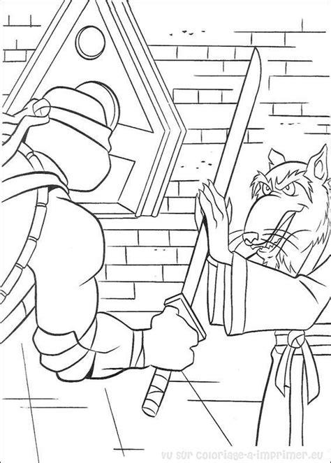 Ninja Turtles #111 (Superhéroes) Páginas para colorear