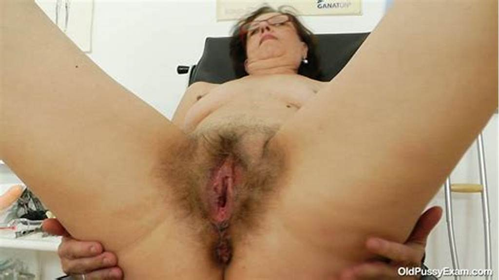 #Nasty #Hairy #Cunt #Of #Slavena #Is #Filled #With #Lubricant #In #A