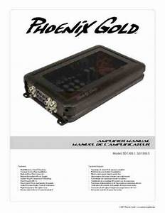 Phoenix Gold Sd1300 5 Amplifier Download Manual For Free