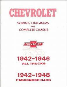 Chevrolet Wiring Diagram Manual Service Repair Shop