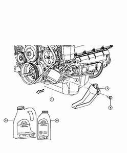 2009 Chrysler Aspen Engine Oil  Engine Oil Filter And
