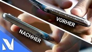 Kratzer Aus Glasscheibe Entfernen : kratzer aus dem iphone x rahmen entfernen geht das ~ Watch28wear.com Haus und Dekorationen