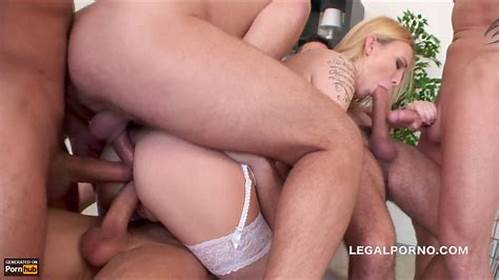 Lesbian Triple Analed Nailing #The #Pleasure #In #Its #Maximum #Expression