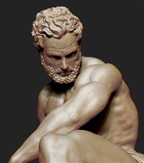 ArtStation - Classical Sculpture , Jared France