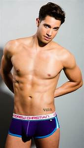 Sam Garfield   A Warbler On Glee And Underwear Model In Andrew Christian
