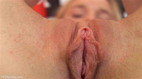 Romantic Hairless Swedish Girls Hymen Vagina